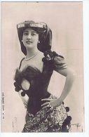Caroline Otero , Artiste 1900 , Photo Reutlinger - Dance