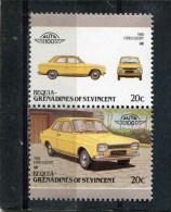 BEQUIA. 1986. SCOTT 93. CAR TYPE OF 1983. 1968 FORD ESCORT, UK - St.Vincent & Grenadines