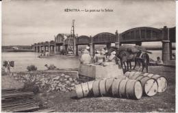 CPA - MAROC - KENITRA - Le Pont Sur Le Sebou - Neuve (Lot 3-31) - Autres