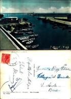 508)cartolina Viaggiata    L Monopoli  Il Porto - Bari