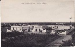CPA - MAROC - BER-RECHID - Hôpital Indigène - Neuve (Lot 3-35) - Autres