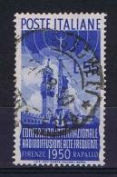 Italy: 1950 Mi 797 ,  Sa 624 Used