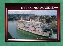 """Dieppe Car-Ferry """"Champs-Elysées"""" - Dieppe"""