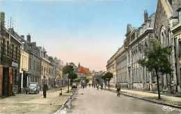 Pas De Calais  - Ref A452 - Laventie -  Rue Du 11 Novembre - Peit Pla 2 Cv - Automobiles - Carte Bon Etat - - Laventie