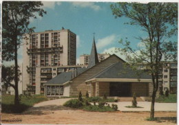 CANTELEU - Eglise St Jean L'Evangéliste - Canteleu