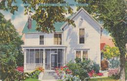 Bob Burns' Home Van Buren Arkansas