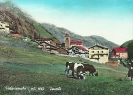 VALGRISANCHE- PASCOLI-  NUOVA  ANNI  60 - Italy