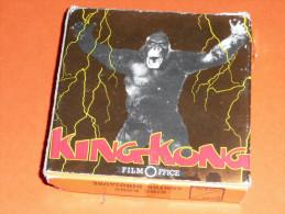 "Rare bobine film Super 8 mm Film Office ""King Kong contre Dinosaure"""