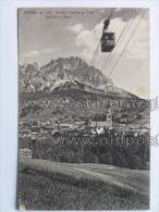 Cortina 73  Funivia Di Pocol - Belluno