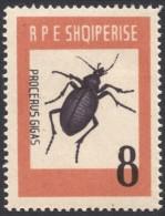 Albania, 8 L 1963, Sc # 662, Mi # 737, MH - Albania