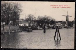 HOLLANDSCHE YSSEL -  GOUDA - MET MOLEN - Gouda