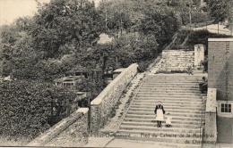 BELGIQUE - LIEGE - CHAUDFONTAINE - VAUX-SOUS-CHEVREMONT - Pied Du Calvaire De La Montagne De Chêvremont. - Chaudfontaine