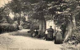 BELGIQUE - LIEGE - CHAUDFONTAINE - CHEVREMONT - Chemin Du Calvaire - Deuxième Station.(n°41). - Chaudfontaine