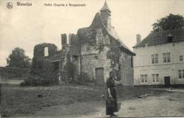 BELGIQUE - BRABANT WALLON - WATERLOO - Vielle Chapelle à Hougoumont. - Waterloo