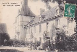 23580 Environs De Langannerie Le Chateau De Cintheaux édit.bougy  Jeanne Photo -
