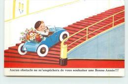 JOHN WILLS  - Aucun Obstacle Ne M'empêchera De Vous Souhaiter Une Bonne Année!!! - Wills, John