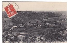 23582 LANGRES Haute Marne Vue Sur Le Faubourg De Brévoine N°16 ND -