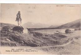 23585 LAFFREY France,  Statue De Napoléon Par Frémiet Et L'oblou -244 Martinotto Grenoble -