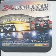 SOUS BOCK 24 HEURES DU MANS 2008 76ème EDITION - Portavasos