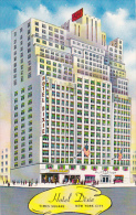 Hotel Dixie On Times Square New York City - Time Square