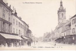 23594 Lure Grande Rue -2313 CLB - Galleries Reunies Est - - Lure