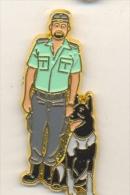13-gc16. Pin  Guía Canino Con Su Perro. Guardia Civil - Policia