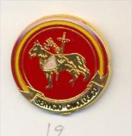 13-gc19. Pin  Emblema Servicio Cimológico. Guardia Civil - Policia