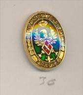 13-gc30. Pin  Escudo Guardia Civil De Tráfico - Policia