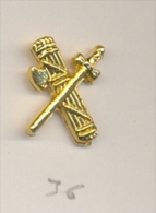 13-gc36. Pin  Emblema. Guardia Civil, - Policia