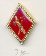 13-gc37. Pin  Rombo Emblema. Guardia Civil, - Policia