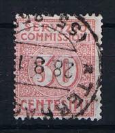 Italy: 1913 Mi 6-8 Servizio Commissioni  Mi Nr 1  Sa 6 Used