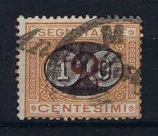 Italy: Segnatasse, Postage Due, 1890 Mi 15/ Sa 17, Used - 1878-00 Humbert I.