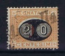 Italy: Segnatasse, Postage Due, 1890 Mi 16/ Sa 18, Used - 1878-00 Humbert I.