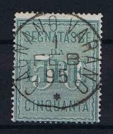 Italy: Segnatasse, Postage Due, 1884 Mi 2 / Sa 15, Used
