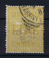 Italy: Segnatasse, Postage Due, 1903 Mi 4 / Sa 31, Used - 1900-44 Vittorio Emanuele III