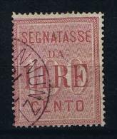 Italy: Segnatasse 1884 Mi Nr 3 Sa 16 Used - 1878-00 Humbert I.