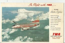 =flugzuge TWA 1959 - 1946-....: Moderne