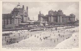 New Jersey Atlantic City The Dennis Marlborough Blenheim and Tra