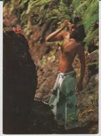 Polynésie :   Tahiti ,  Une  Fille  Des   Iles - Polynésie Française