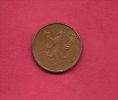 NORWAY,  1975, Circulated Coin XF, 5 Ore, Bronze, KM 415, C2037 - Noorwegen
