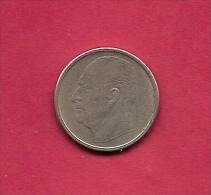 NORWAY,  1966, Circulated Coin XF , 50  Ore, Copper-nickel, KM 408, C2039 - Noorwegen