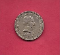 URUGUAY,  1953, Circulated Coin XF, 10 Centimes, Copper Nickel, KM 35, C2033 - Uruguay