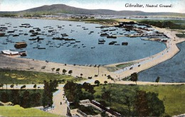 GIBRALTAR - Neutral Ground - Gibraltar