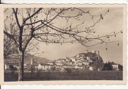 Carte Postale Photo De LA GARDE (Var) Près De Toulon- Vue Du Village- Photo D'Art Lucarelli à NICE - France
