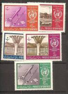 Afghanistan1963:Meteorolo Gy  Mnh** - Climate & Meteorology