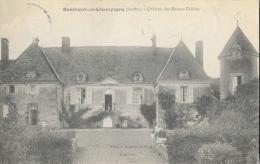 Domfront-en-Champagne - Château Des Basses-Vallées - Other Municipalities