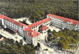En Avion Au-dessus De... Parigne-l'Evêque - Sanatorium F. Gallouédec - La Cour D'Honneur - Other Municipalities
