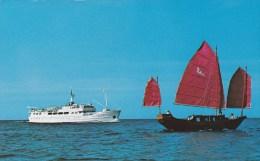 15534   M/S Grand Bahama  Chinese Junk    Grand Bahama Hotel - Ferries