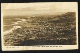 Australia  Picture Postcard Thirroul & Bulli From Sublime Point South Coast  Post Card - Non Classés