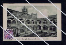 Jeronimos Convent Eglises Monuments Architecture Lisboa -1911 Portugal Postcards 5156 - Churches & Cathedrals